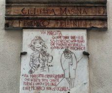 2. Omaggio a Fellini - Via Margutta Roma